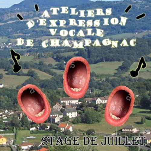 Ateliers d'expression vocale de Champagnac