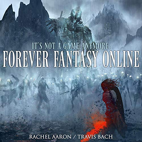 Forever Fantasy Online audiobook cover art