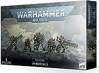 ウォーハンマー 40000 ネクロン イモータル/デスマーク/Warhammer 40K: Necrons: Immortals/Deathmarks