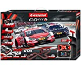 Carrera GO!!! PLUS DTM Speed Record 20066009 Autorennbahn Set -