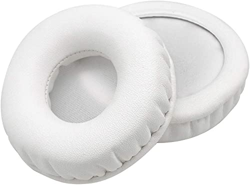 discount 1 popular Pair of Replacement Ear Pads Cover Earpads Pillow lowest Cushion Compatible with SteelSeries Flux Headset Headphones (White) online