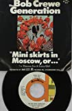 The Bob Crewe Generation 45 RPM Mini skirts in Moscow, or... / Music To Watch Girls By