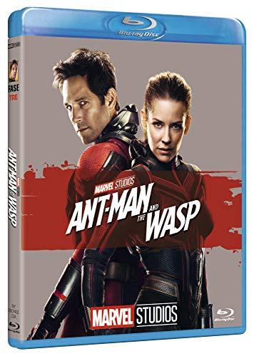 Blu-Ray - Ant-Man And The Wasp (10 Anniversario) (1 BLU-RAY)