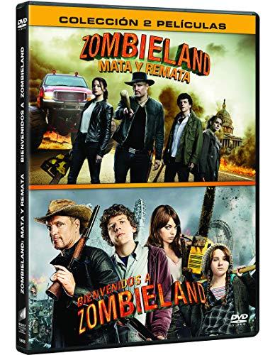 Pack: Zombieland 1 + Zombieland 2 (DVD)