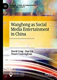 Wanghong as Social Media Entertainment in China (Palgrave Studies in Globalization, Culture and Society) (English Edition)
