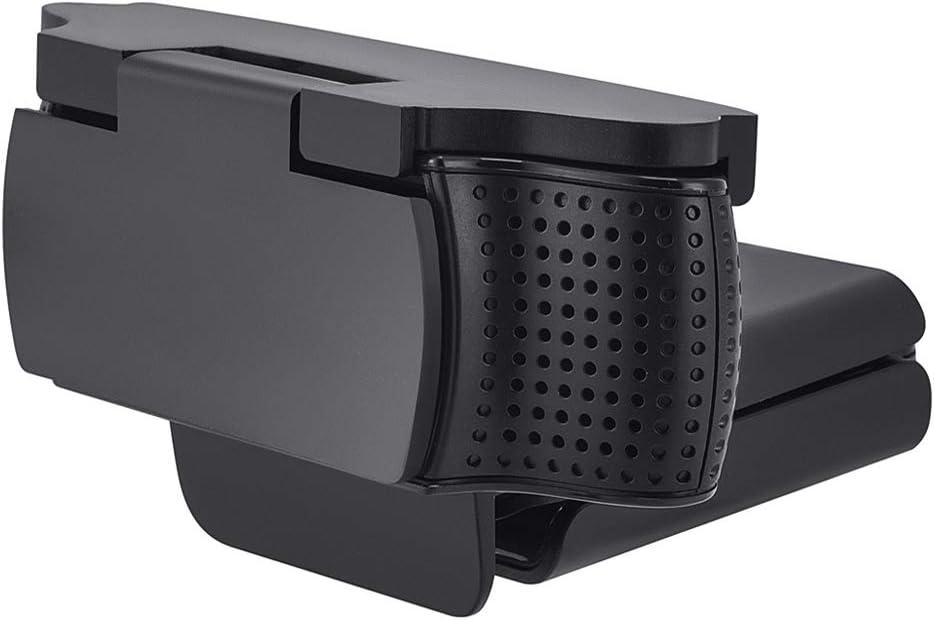 CloudValley Webcam Cover for Logitech C920/ C920x/ C922x/ C930e/ C922/ C920 HD Pro Stream Webcam, Camera Cover to Protect Lens and Security, Black