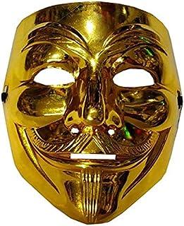Vandita Mask - Gold