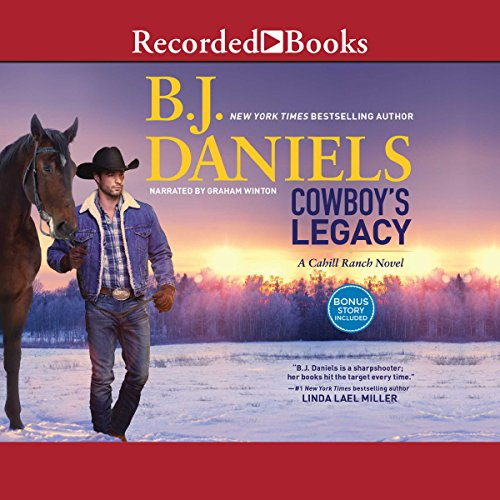 Cowboy's Legacy audiobook cover art