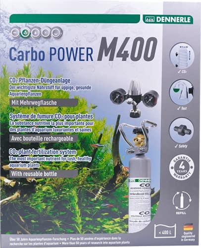 Dennerle Carbo Power M400 - CO2-Düngeset für Aquarien bis 400 Liter