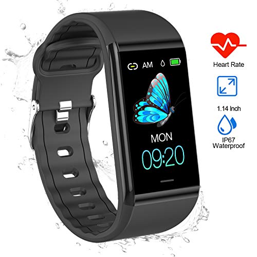 Smart Bracelet aktivitätstracker Fitnesstracker Étape Compteur Fréquence cardiaque couteau