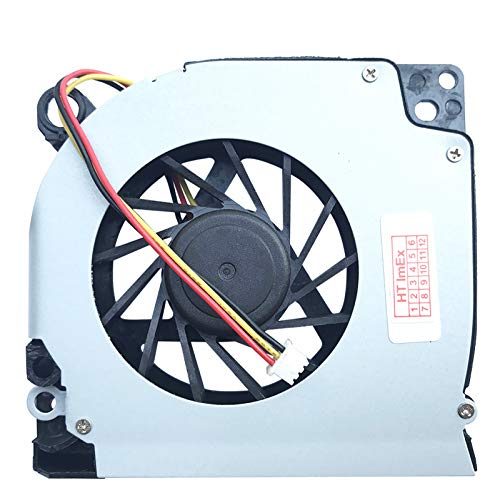 Fan Compatible with Dell inspiron 1525 Model No: PP29L 1526 1545 D620 D630 D631 Precision M2300 Vostro 500 Dell PP18L PP41L