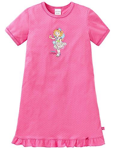 Schiesser Mädchen 1/2 Nachthemd, Rot (pink 504), 92
