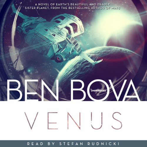 Venus: The Grand Tour Series audiobook cover art