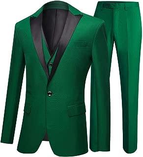 emerald green tuxedo