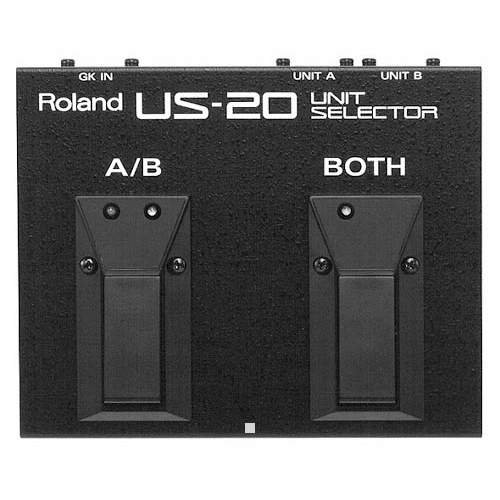 Roland US-20 Pedal Selector de Unidad GK