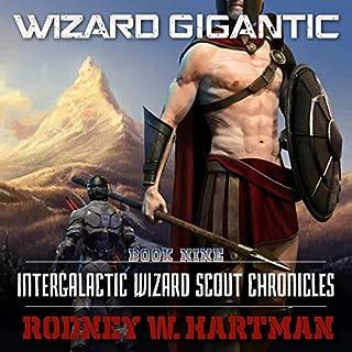 Wizard Gigantic audiobook cover art
