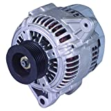New Alternator Replacement For Toyota Sienna 3.0L 1998-2000, Avalon 3.0L 1998-2004 98 99 00 01 02 03 04 101211-7520, 101211-7670, 101211-7750, 27060-0A030, 27060-0A050, 27060-0A05084