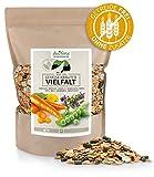 AniForte Barf Zusatz für Hunde Gemüse-Kräuter Vielfalt 1kg - Naturprodukt, Barf...
