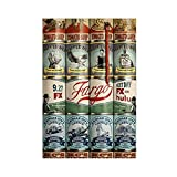 TV Fargo Staffel 4 Vintage Kunst Leinwand Poster