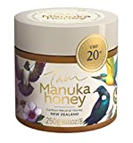 Manuka Honey UMF 20 + plus | Made in the Wild in New Zealand | Raw and Free from Nasties (250gm)