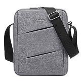 CoolBELL Messenger Bag iPad Carrying Case Handbag Tablet Briefcase Oxford Cloth...