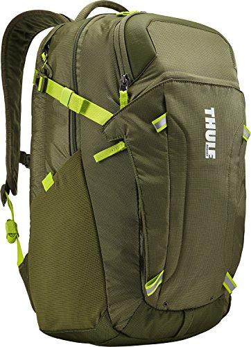 """Thule EnRoute Blur 2 Nylon Black backpack - backpacks (Nylon, Black, 39.6 cm (15.6""""), Backpack, MacBook Pro, 330 mm)"""