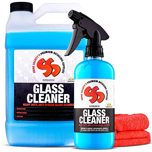 Shine Society Glass and Window Cleaner