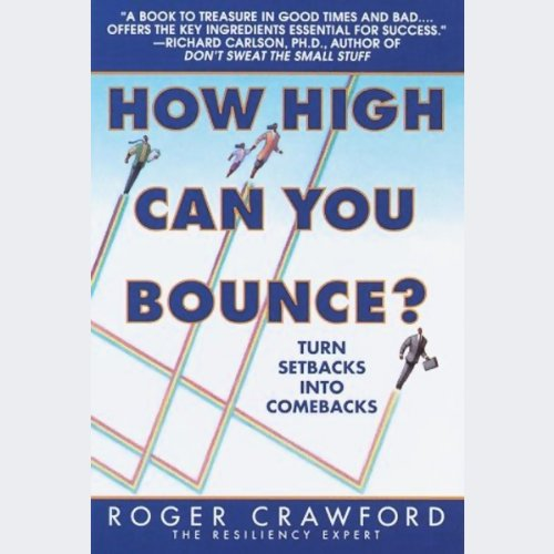 How High Can You Bounce? audiobook cover art