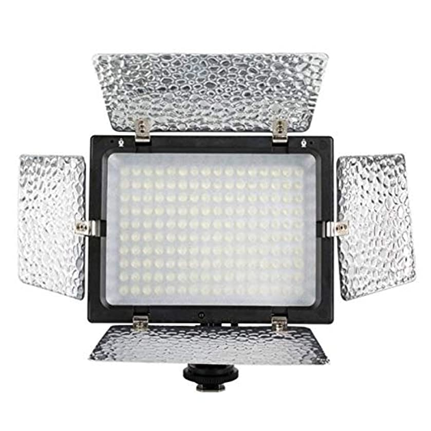 Professional Camera Accessories YONGNUO YN-160 II LED Video Light with Luminance Remote Control for Canon Nikon DSLR Camera CameraPhoto Lights