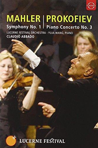 Mahler, Gustav / Sergei Prokofiew - Sinfonie Nr. 1, Klavierkonzert Nr. 3