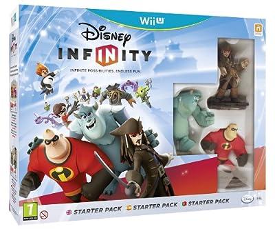 Disney Infinity Starter Pack (Nintendo Wii U)