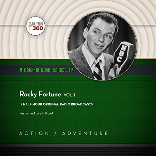 Rocky Fortune, Vol. 1 audiobook cover art