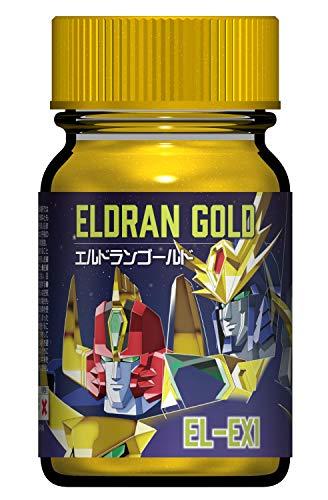 ガイアノーツ エルドランカラーシリーズ EL-EX1 エルドランゴールド 50ml 模型用塗料 33981