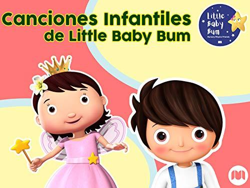 Canciones infantiles de Little Baby Bum