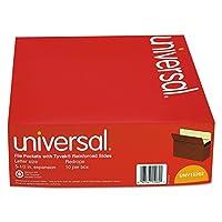 unv15262–ユニバーサル51/ 4インチ拡張ファイルポケット