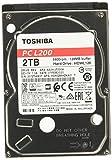 Toshiba L200 - Disco Duro de 2 TB para móviles (2.5', 9.5 mm) Multicolor