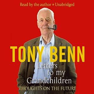 Letters to My Grandchildren audiobook cover art