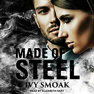 Made of Steel audiobook cover art