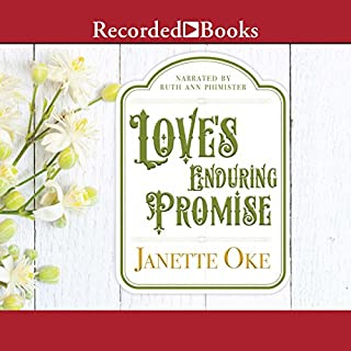 Love's Enduring Promise audiobook cover art