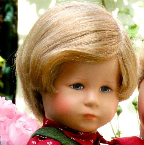 Käthe Kruse Puppe XII Hampelchen Burschi 47 cm limitiert 125 Stück 47853