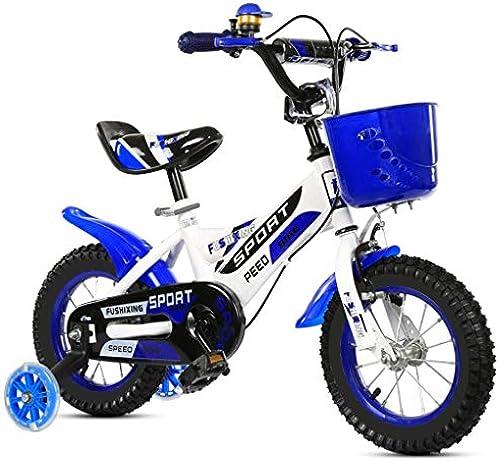 LI HAO SHOP Kinderfürr r, Babyfürr r, Kinder-Mountainbikes, Mountainbikes, Kindergeschenke, Babygeschenke (Farbe   Blau, Größe    1-12 in)