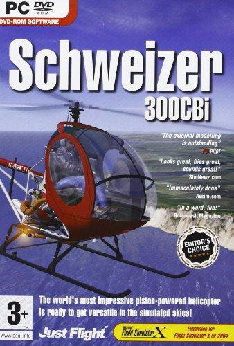 Fight Simulator X/2004- Schweizer 300CBi Expansion [UK Import]