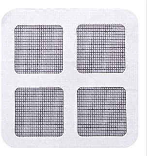 SOLDOUT™ 5 PCS Fix Net Window Home Adhesive Stickers Anti Mosquito Fly Bug Insect Repair Screen Wall Patch Stickers Mesh W...
