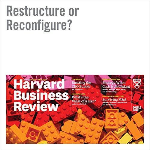 Restructure or Reconfigure? copertina