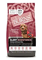 Made with natural ingredients Developed by Veterinary Surgeon, John Burns Contains antioxidant-rich ingredients Supports calm brain function Economical Highly-digestible