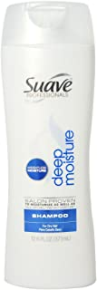 Suave Professionals Deep Moisture Shampoo 12.6 oz (Pack of 3)
