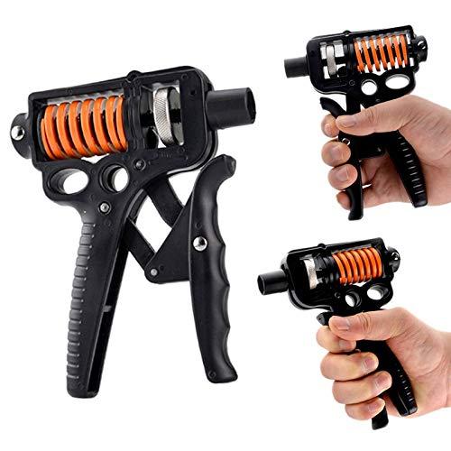 25-50Kg Verstellbare Handgriffe Netz Greifer Hand Handgelenk-Stärken-Trainings-Werkzeug for Männer.