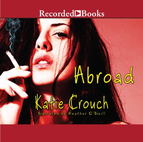 Abroad audiobook cover art