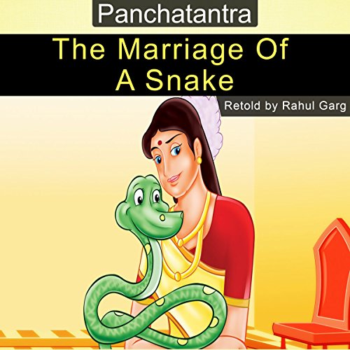 The Marriage of a Snake audiobook cover art