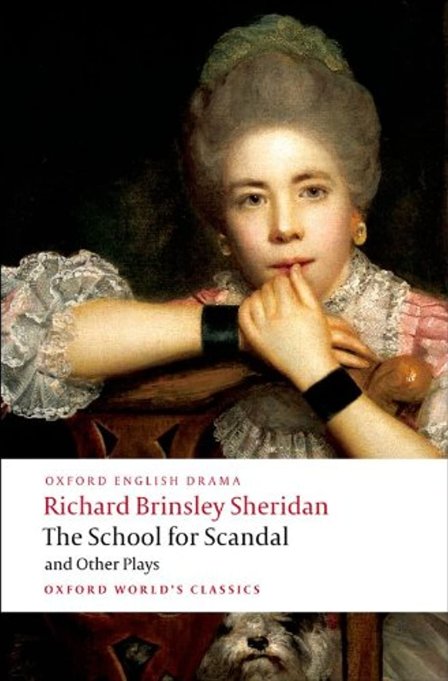 エロチックセンブランス達成するThe School for Scandal and Other Plays (Oxford World's Classics) (English Edition)